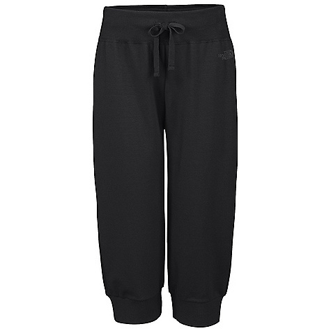 photo: The North Face Tadasana French Terry Capri performance pant/tight