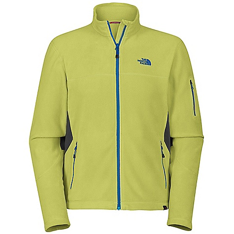 photo: The North Face Men's 100 Aurora Jacket fleece jacket