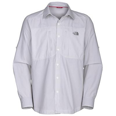 The North Face Men's Boulder Gorge LS Woven Shirt