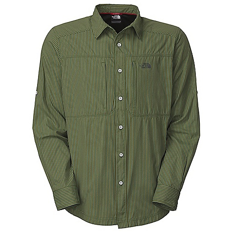 photo: The North Face Boulder Gorge L/S Shirt hiking shirt