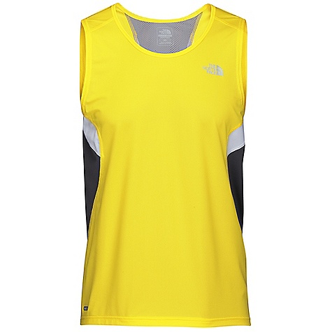 photo: The North Face Men's Better Than Naked Cool Singlet short sleeve performance top