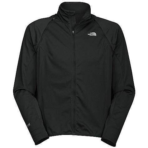 photo: The North Face Short Track Jacket soft shell jacket