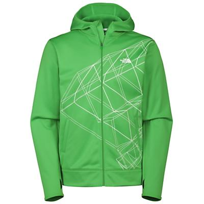 The North Face Men's Surgent Printed Full Zip Hoodie