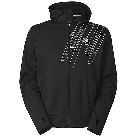 photo: The North Face Surgent Printed Full Zip Hoodie