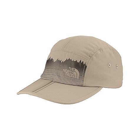 photo: The North Face Horizon Folding Bill Cap cap