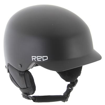 Red Defy Snowboard Helmet - Kid's
