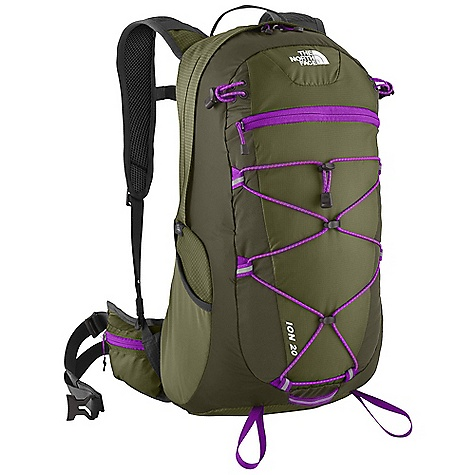 photo: The North Face Women's Ion 20 daypack (under 2,000 cu in)