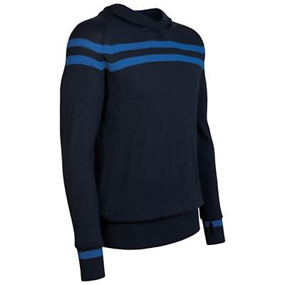 Icebreaker Men's Aries Hood Sweater