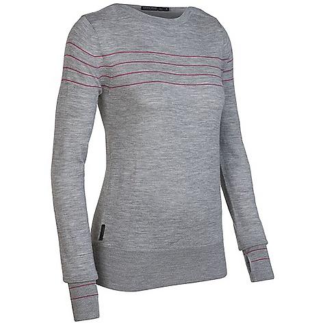 Icebreaker Athena Boatneck Sweater