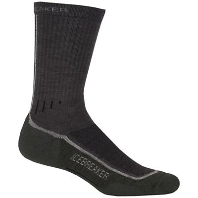 Icebreaker Men's Hike Lite Crew Sock 2 Pack