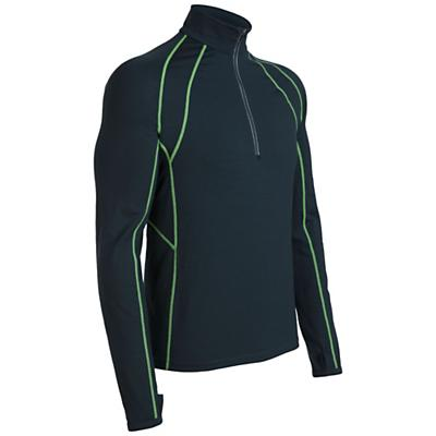 Icebreaker Men's LS Quest Zip Shirt