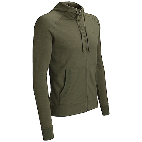 photo: Icebreaker Quattro Hood long sleeve performance top