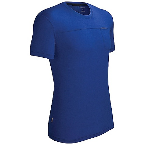 photo: Icebreaker SS Quattro short sleeve performance top