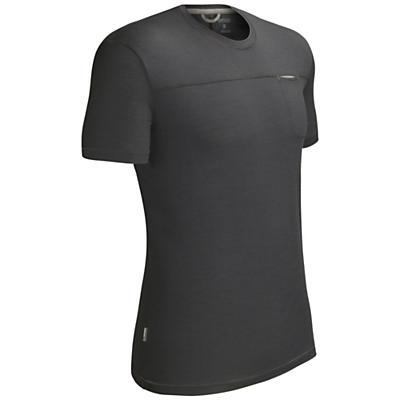 Icebreaker Men's SS Quattro Shirt