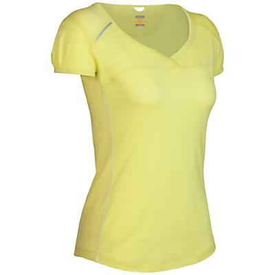 Icebreaker Women's SS Rush V-Neck Shirt
