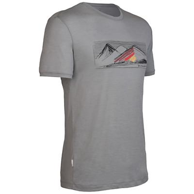 Icebreaker Men's Tech T Lite Highland