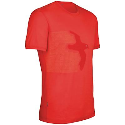 Icebreaker Men's Tech T Lite Migration