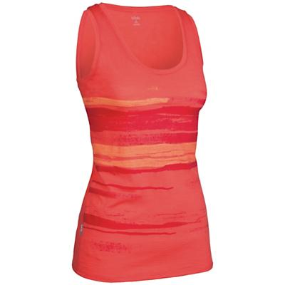 Icebreaker Women's Tech Tank Shoreline