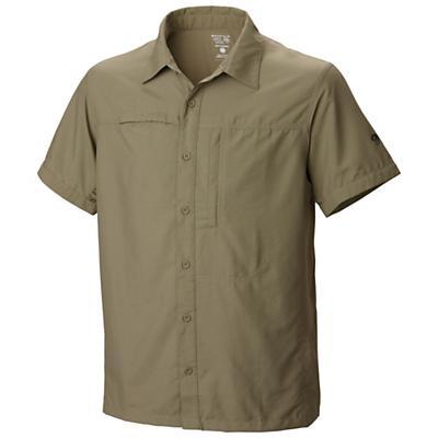 Mountain Hardwear Men's Canyon S/S Shirt