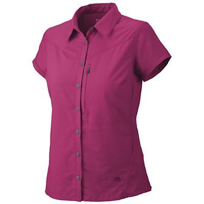 Mountain Hardwear Women's Canyon S/S Shirt