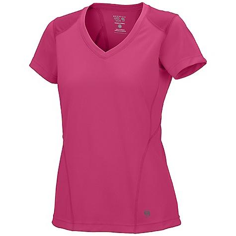 photo: Mountain Hardwear Ediza Short Sleeve T hiking shirt