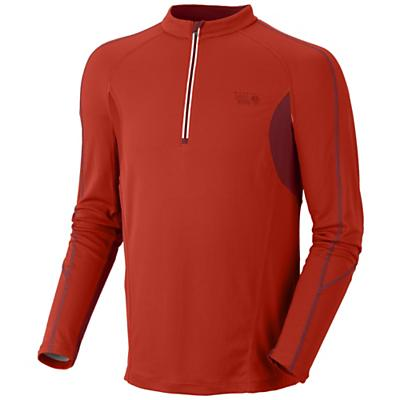 Mountain Hardwear Men's Elmoro L/S Zip T Shirt