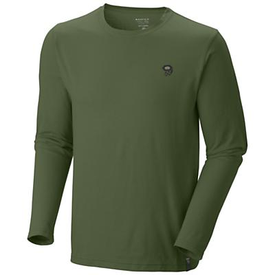 Mountain Hardwear Men's MHW Logo L/S T Shirt
