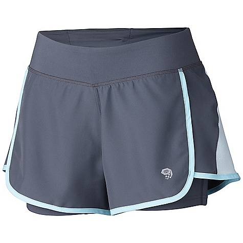Mountain Hardwear Women's Pacer 2 In 1 Short