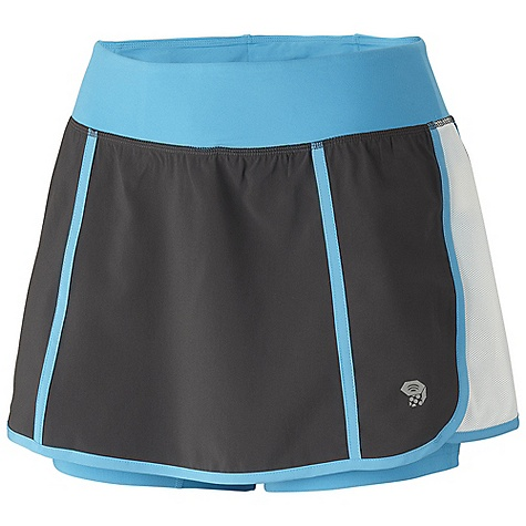 photo: Mountain Hardwear Pacer Skort