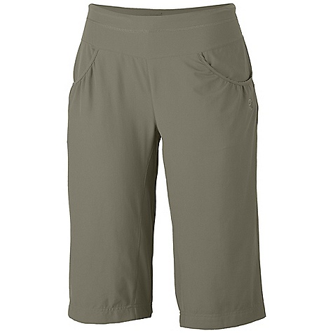 photo: Mountain Hardwear Petralla Capri climbing pant