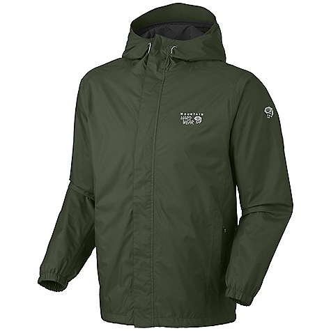 photo: Mountain Hardwear Men's Runoff Jacket waterproof jacket