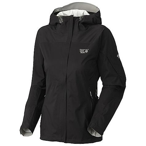photo: Mountain Hardwear Women's Stretch Typhoon Jacket waterproof jacket