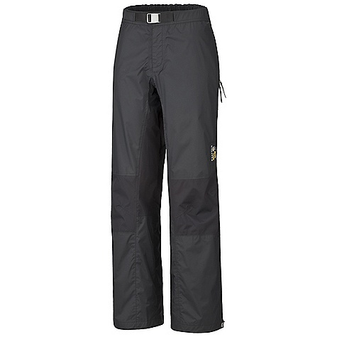 photo: Mountain Hardwear Women's Stretch Typhoon Pant waterproof pant