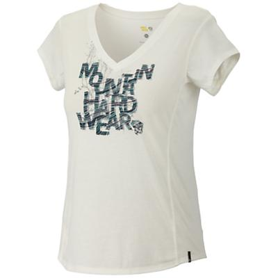 Mountain Hardwear Women's Ziji Graphic T Shirt