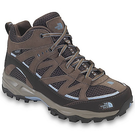 photo: The North Face Women's Tyndall Mid hiking boot