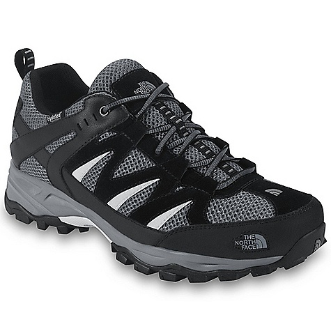 photo: The North Face Tyndall Waterproof trail shoe