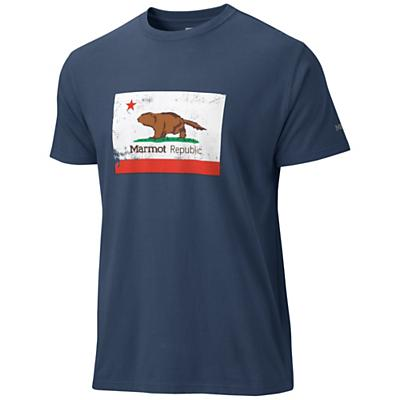 Marmot Men's California Marmot SS Tee