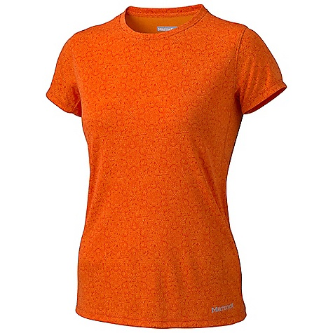 photo: Marmot Girls' Cascade Short Sleeve Shirt short sleeve performance top