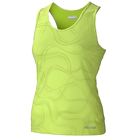 photo: Marmot Crest Tank short sleeve performance top