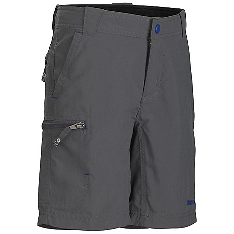 photo: Marmot Boys' Cruz Short hiking short
