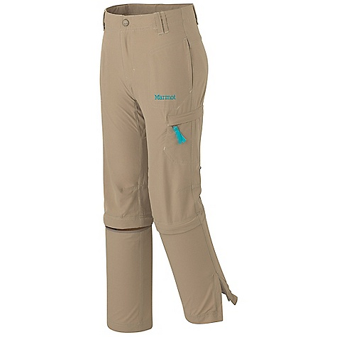 photo: Marmot Girls' Lobo's Convertible Pant