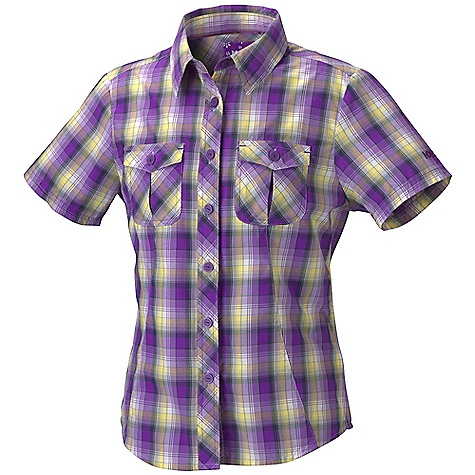 photo: Marmot Nadine Short Sleeve hiking shirt