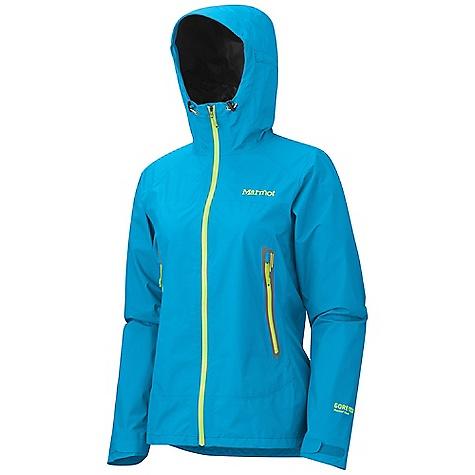 photo: Marmot Women's Nano Jacket waterproof jacket