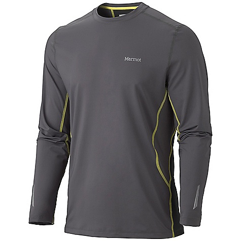 photo: Marmot Men's Stride Long Sleeve long sleeve performance top