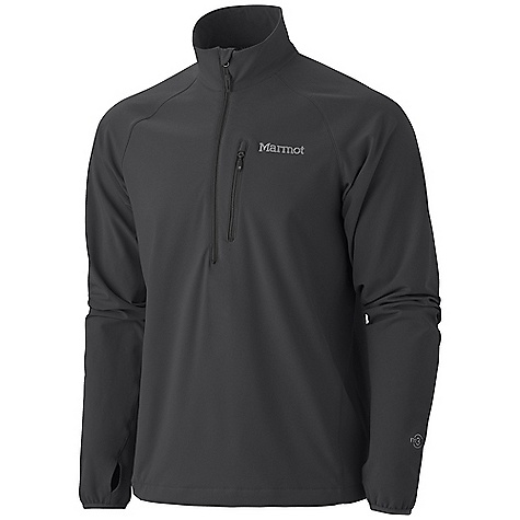 photo: Marmot Tempo 1/2 Zip soft shell jacket