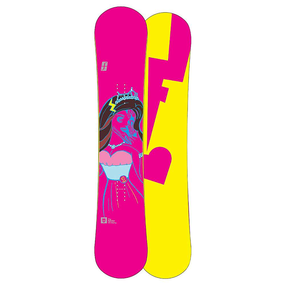 Forum Spinster Chilly Dog Snowboard 148 Womens