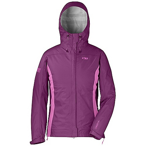 photo: Outdoor Research Women's Panorama Jacket waterproof jacket