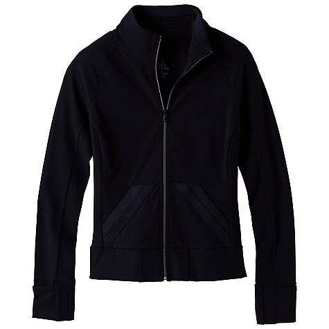 photo: prAna Crissy Jacket long sleeve performance top