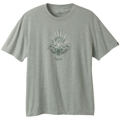 Prana Men's Guru Heathered Tee