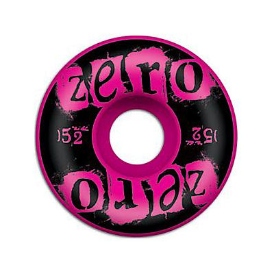 Zero Punk Skateboard Wheels 52mm